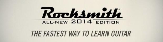 Rocksmith 2014, la meilleure façon d'apprendre la guitare rapidement ?