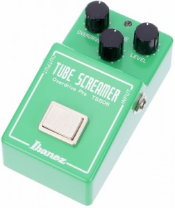 TS808 Tube Screamer d'Ibanez