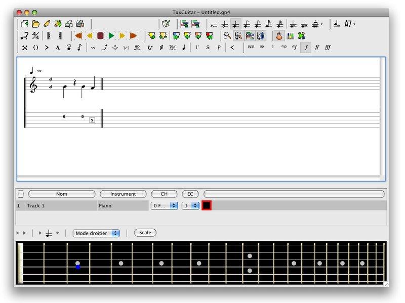 Tablatures de guitare les sites logiciels et tutoriels for Logiciel facile