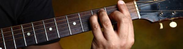 Comment faire un barré à la guitare ?