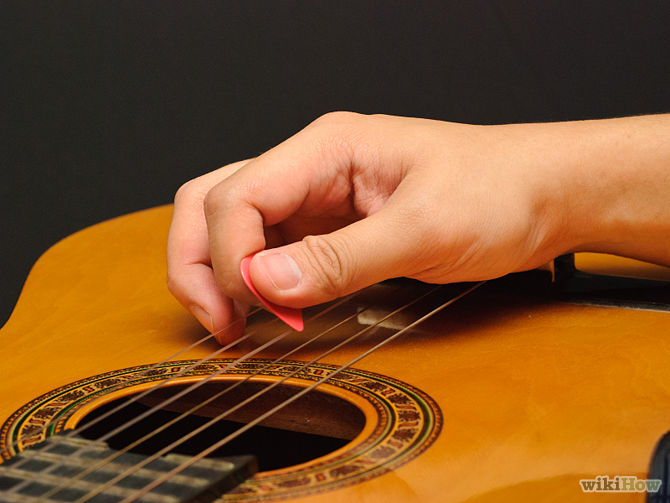 Palm muting - étape 5 : alternez en jeu en palm muting et jeu normal
