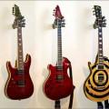 Mon top 3 des supports muraux pour guitare : Hercules, Grip Studio, Konig & Meyer
