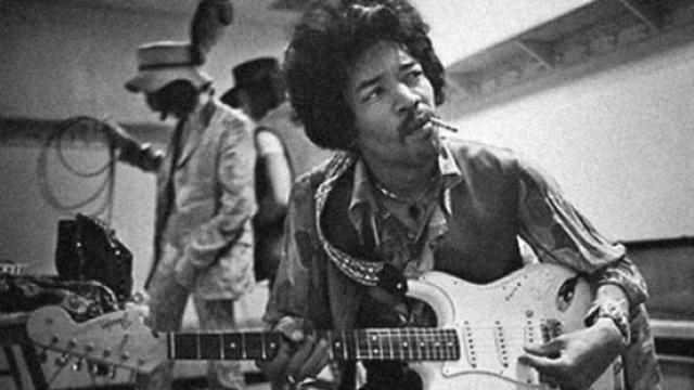 Jimi Hendrix, guitariste de légende