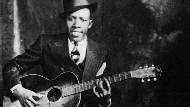 Robert Johnson, le premier bluesman