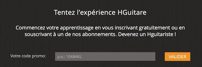 Essai gratuit HGuitare.Com
