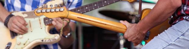 Pourquoi voir des musiciens en live vous rendra meilleur guitariste…